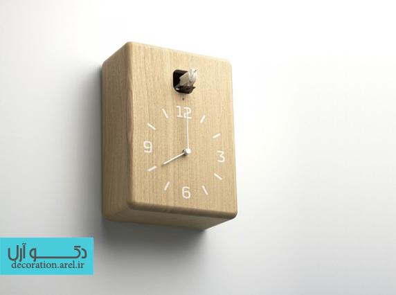 25 ایده ی چشمگیر برای ساعت دیواری