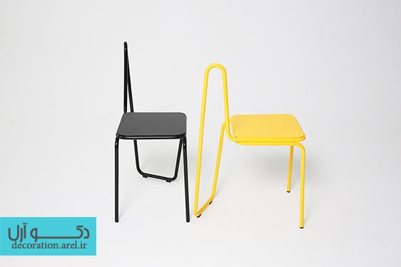 صندلی با ایده ای خلاقانه