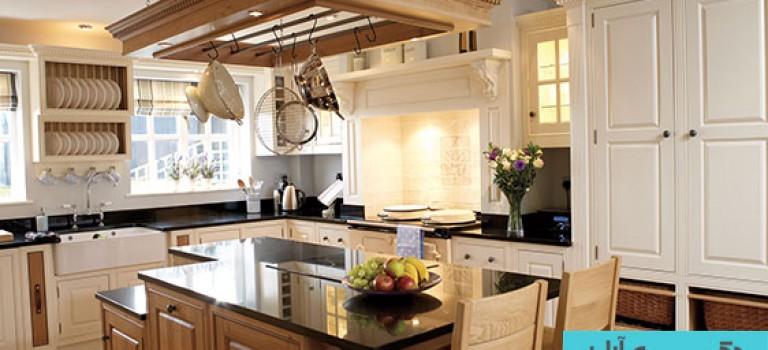 دکوراسیون کابینت های آشپزخانه را دگرگون کنید