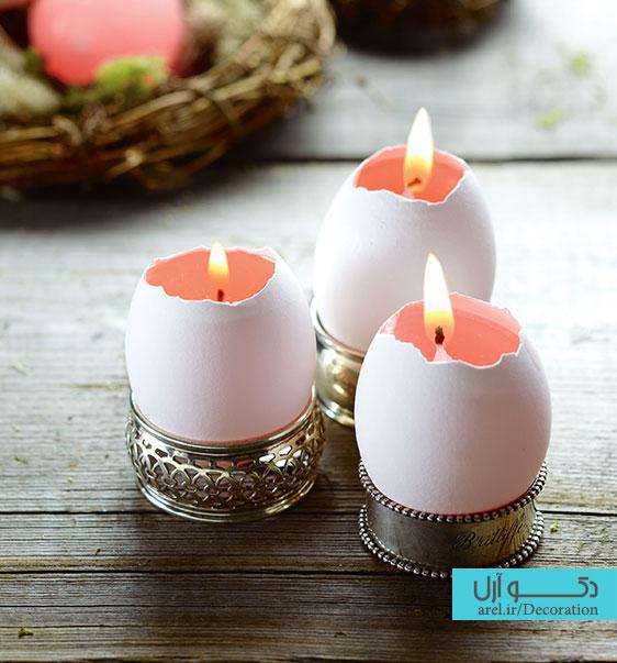 واقعیت سحر آمیز شمع ها در دکوراسیون داخلی