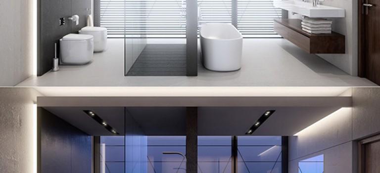 نمونه وان حمام، ۳۶ حمام با طراحی متفاوت