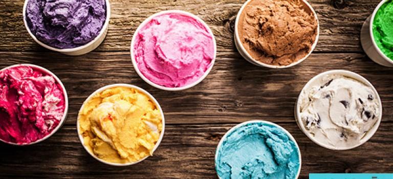رنگ بستنی، آلاسکا و بیسکوییت!! تحولی در دکوراسیون داخلی