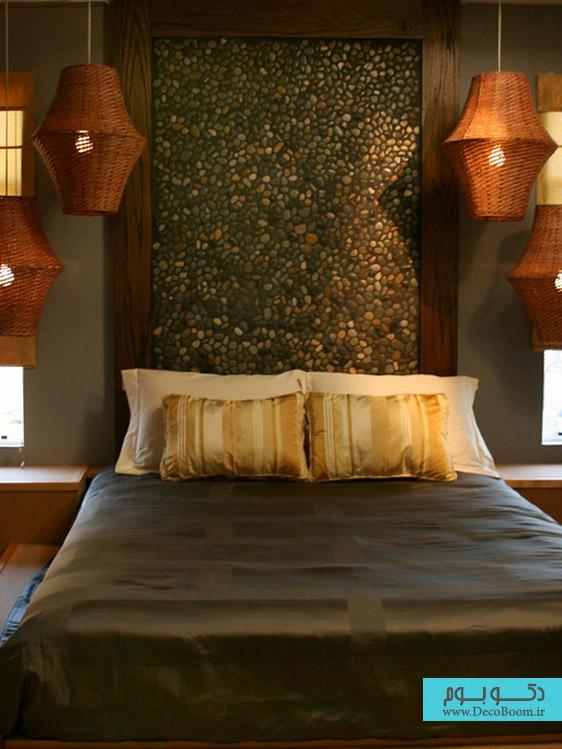 طراحی و دکوراسیون تاج تخت خواب (قسمت اول)