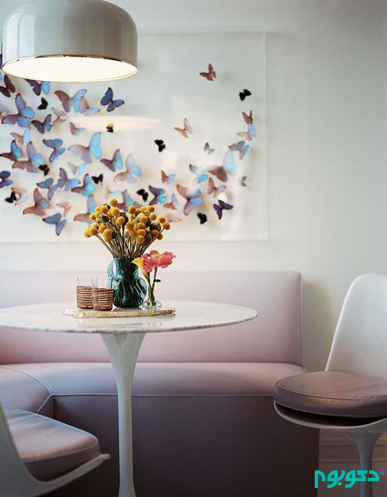 Iconing-dining-room-furniture-and-butterfly-wall-art