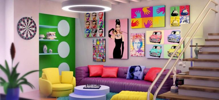مبلمان مدرن: شگفتی ساز در دکوراسیون منزل