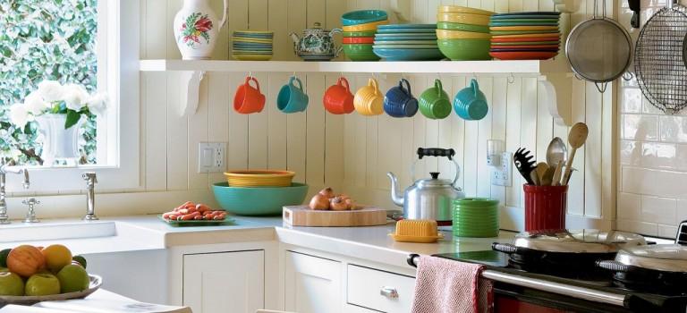جلوه ای تازه و کم هزینه در دکوراسیون داخلی آشپزخانه