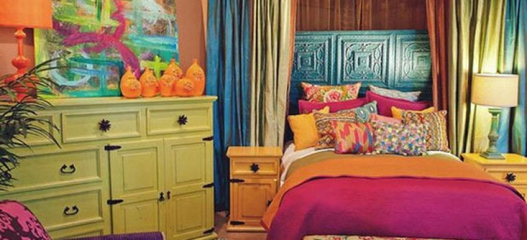 ۲۴ قدم برای رسیدن به اتاق خواب محبوبتان