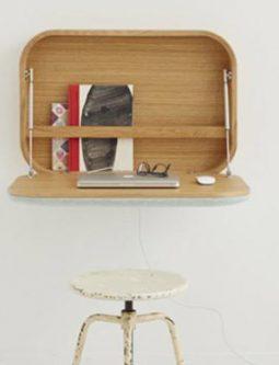میز کار برای فضاهای کوچک