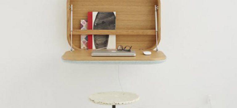 میز کارهای جذاب برای فضاهای کوچک