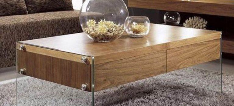 میزهای پذیرایی چوبی،جادار و مدرن  !