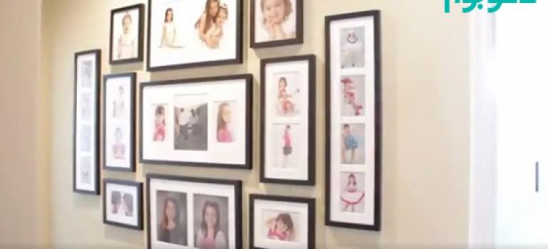 ویدیو: چیدمان قاب عکس ها روی دیوار چگونه باشد؟