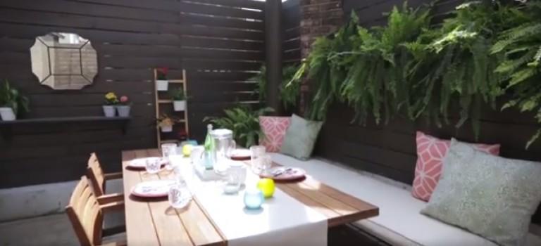 ویدیو: طراحی محوطه و حیاط خانه با روش های جالب