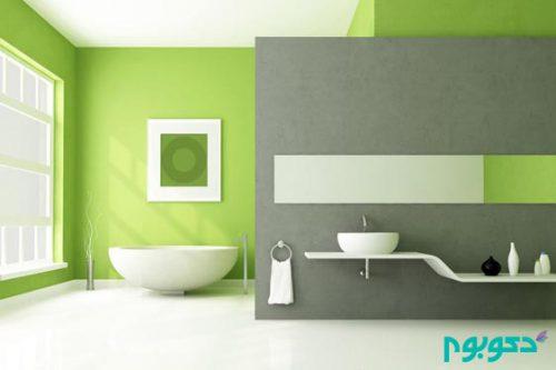 تاثیر رنگ ها بر سلامتی (قسمت دوم)-رنگ سبز