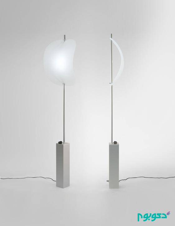 لامپ هایی که با سنگ روشن می شوند !!