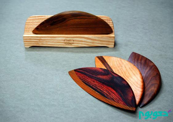 چاقو های چوبی هیجان انگیز!