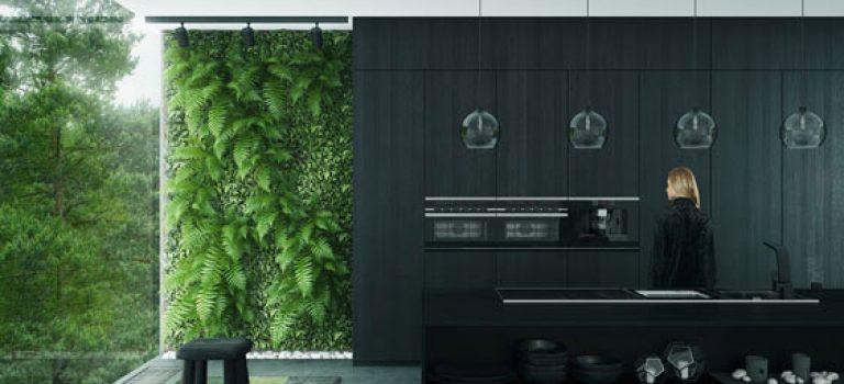کابینت های مشکی، ایده ای متفاوت برای آشپزخانه