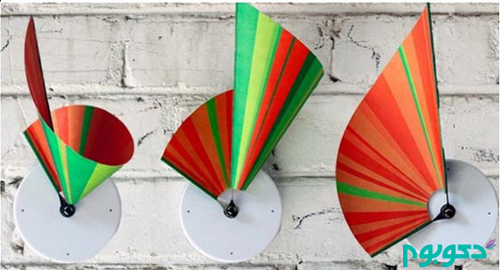 clock-turns-paper-fans-into-art-665x360