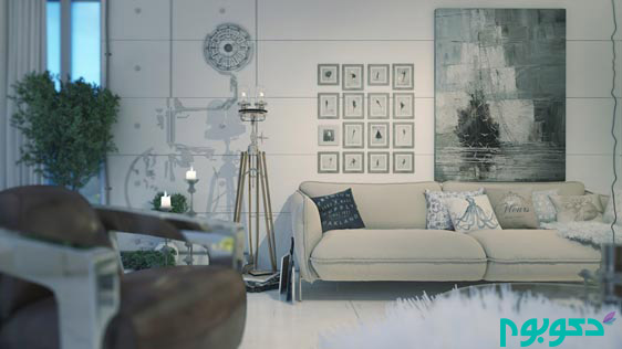 dove-gray-interior-artwork-ideas