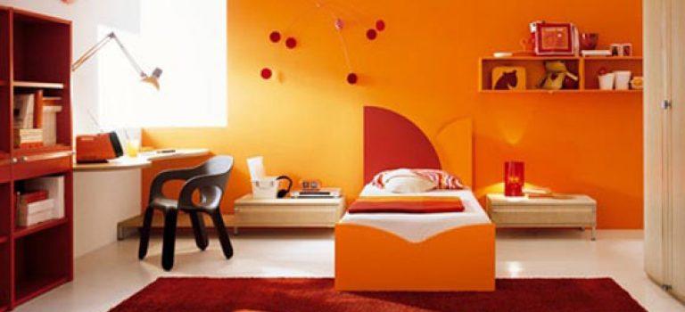 تاثیر رنگ ها بر سلامتی (قسمت سوم)-رنگ نارنجی