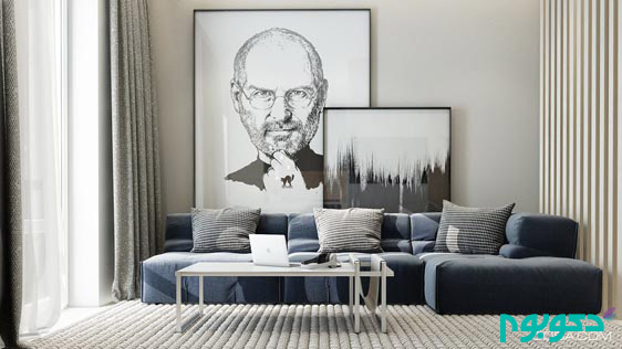 steve-jobs-living-room-art