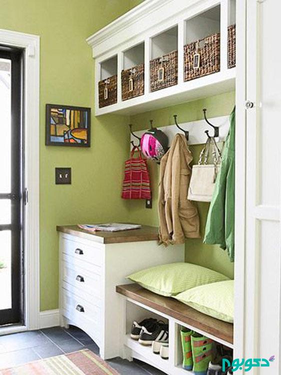 طراحی ورودی های دوست داشتنی برای منزل !