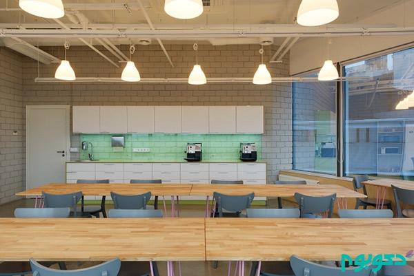 معجزه طراحی مدرن فضا های اداری (قسمت چهارم)