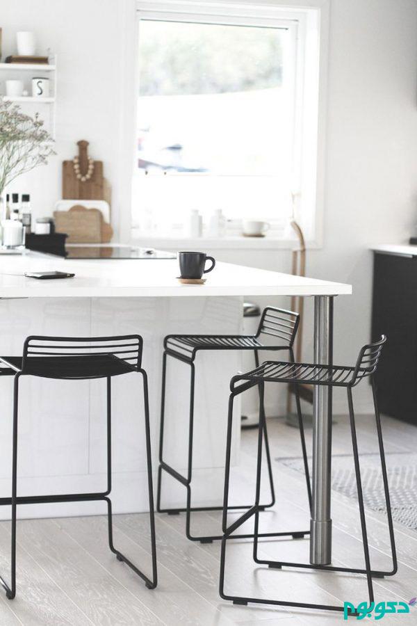 کانتر آشپزخانه، روح دکوراسیون داخلی فضا!