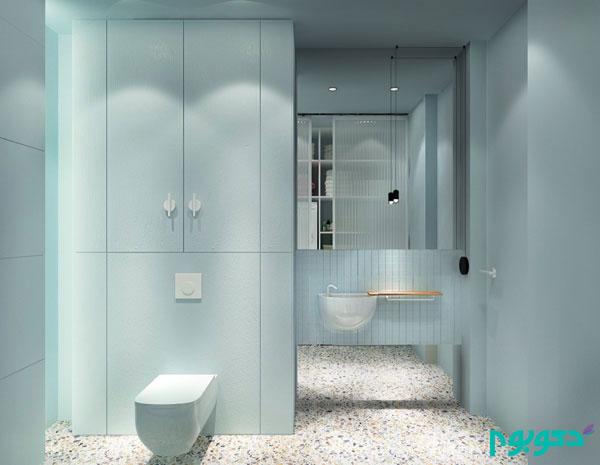 ایده های منحصربه فرد دکوراسیون داخلی حمام