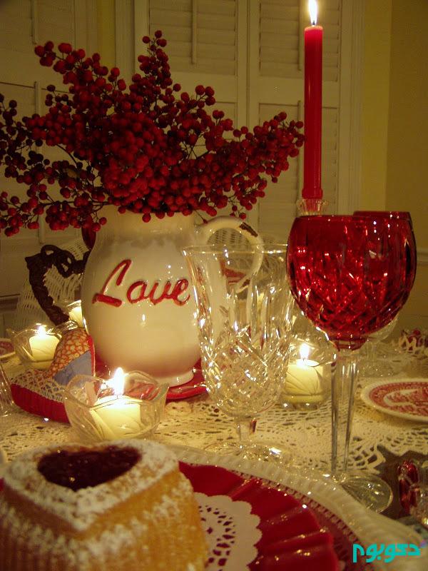 تزیینات هیجان انگیز روز ولنتاین!