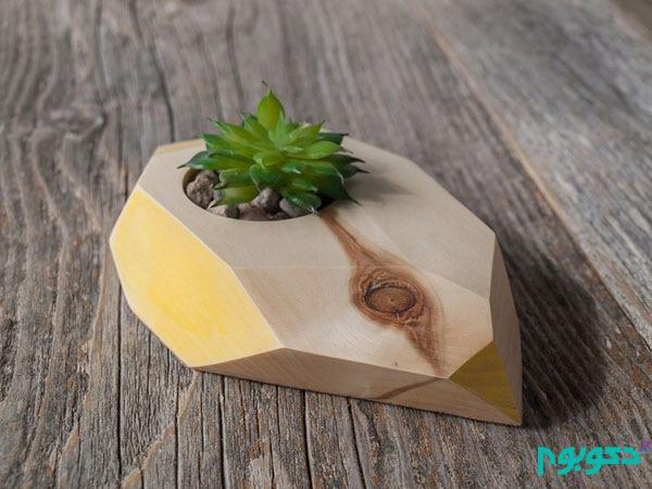 20 ایده برای گلدان های تزیینی دست ساز