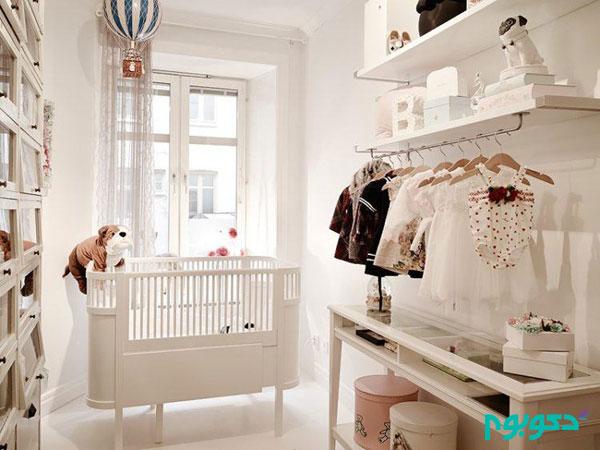 20 نمونه اتاق کودک زیبا و متفاوت