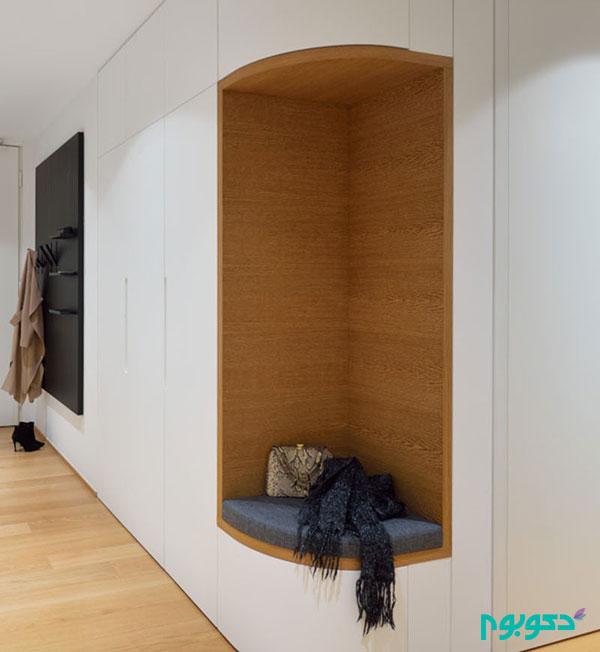 جزئیات درطراحی داخلی آپارتمان