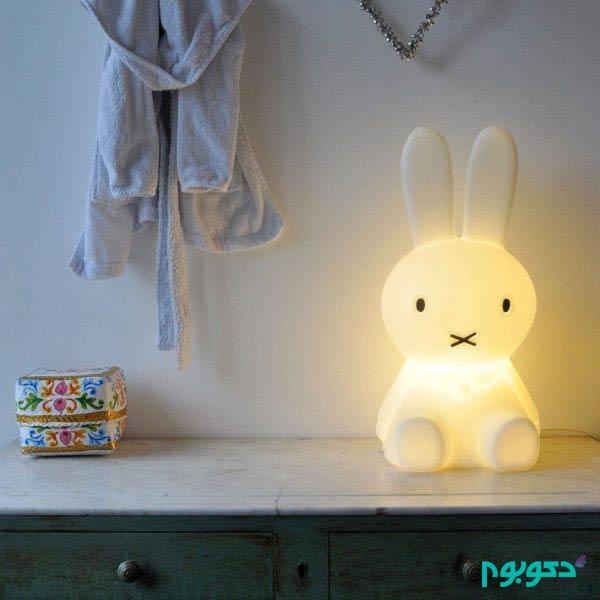 50 طرح منحصر بهفرد از چراغ خواب های کودکانه