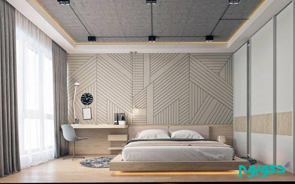 رنگ های آرامش بخش در دکوراسیون آپارتمان تک خوابه – قسمت دوم
