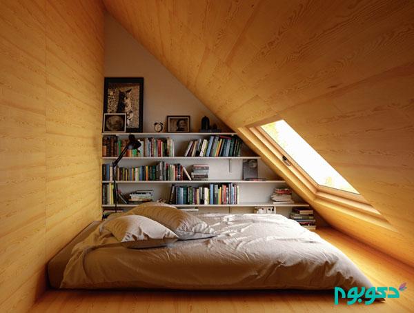 دکوراسیون 40 اتاق خواب الهام بخش !