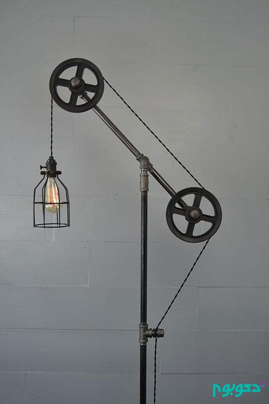 50 طرح از لامپ روشنایی منحصر به فرد