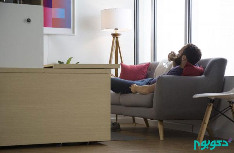 راهکارهای استفاده بهینه از فضا برای آپارتمان های کوچک