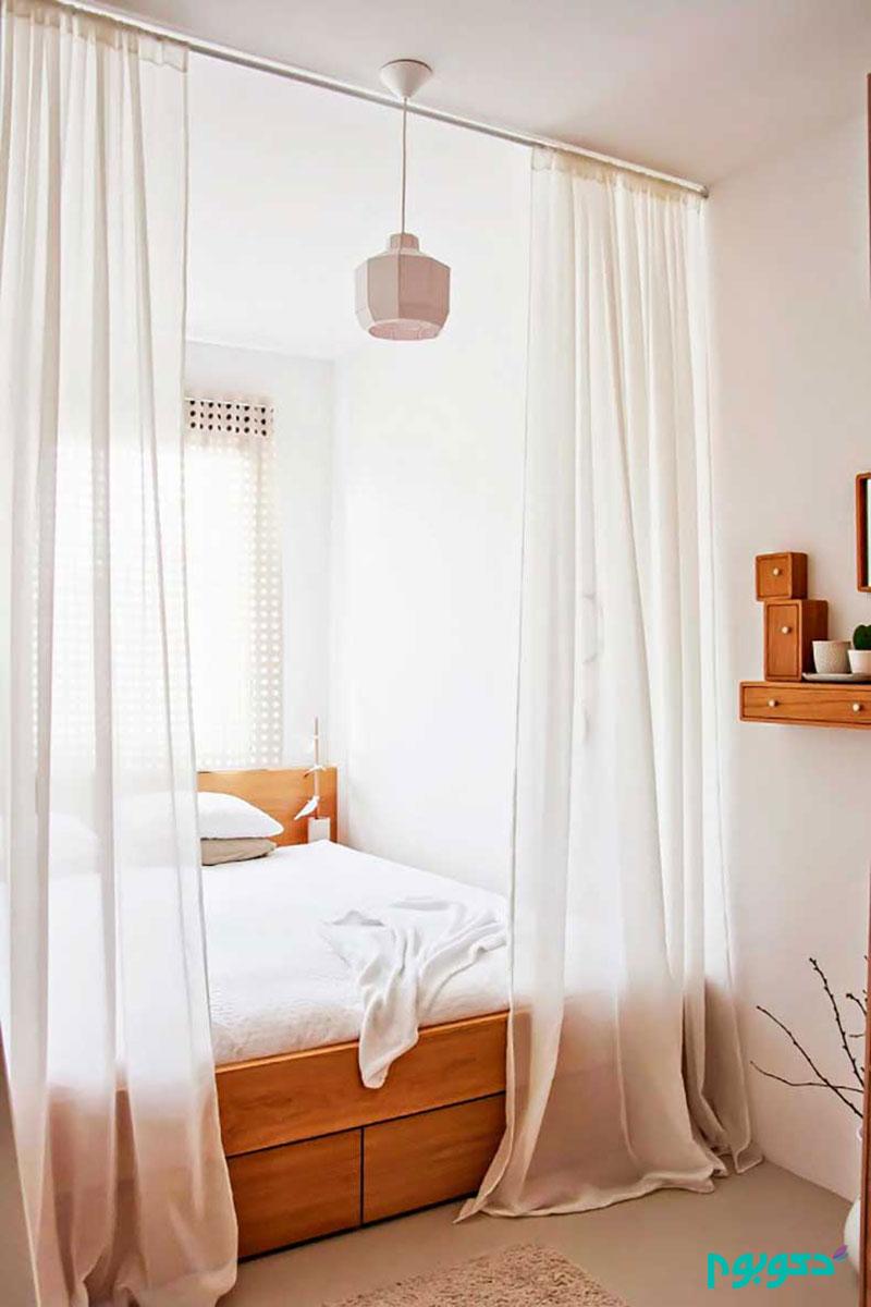 مبلمان کم جا و چندمنظوره برای فضاهای کوچک