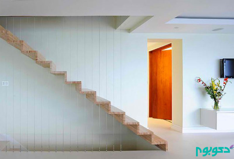 15طرح جذاب برای پله های منزل