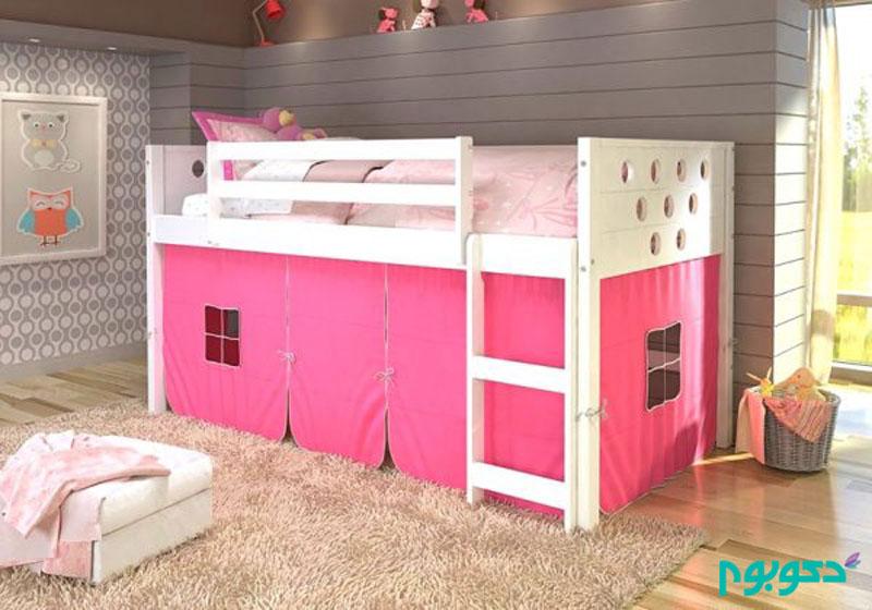 40 تخت خواب رویایی برای کودکان