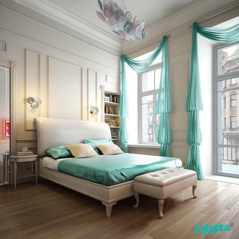 ابعاد استاندارد تخت خواب