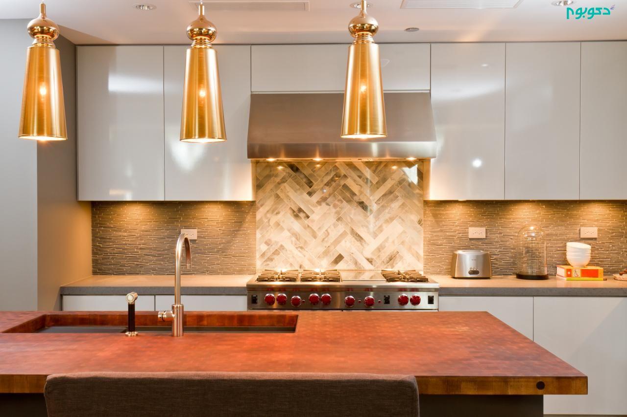 Designer Faucets Kitchen 50 نمونه از بهترین های دکوراسیون سبک مدرن در آشپزخانه
