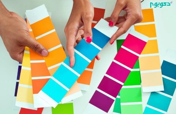 راهنمای انتخاب رنگ برای فضاهای کوچک !