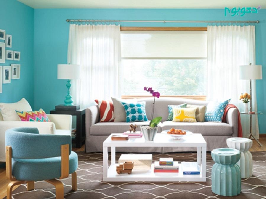 رنگ های خنثی اغلب در خانه هایی با سبک معاصر به خوبی کار می کنند، اما برای  اجتناب از بیش از حد رسمی شدن فضا سعی کنید بعضی از رنگ های گرم ...