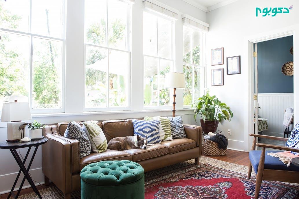 راهنمای چیدمان برای آپارتمان های باریک و راهرو شکل
