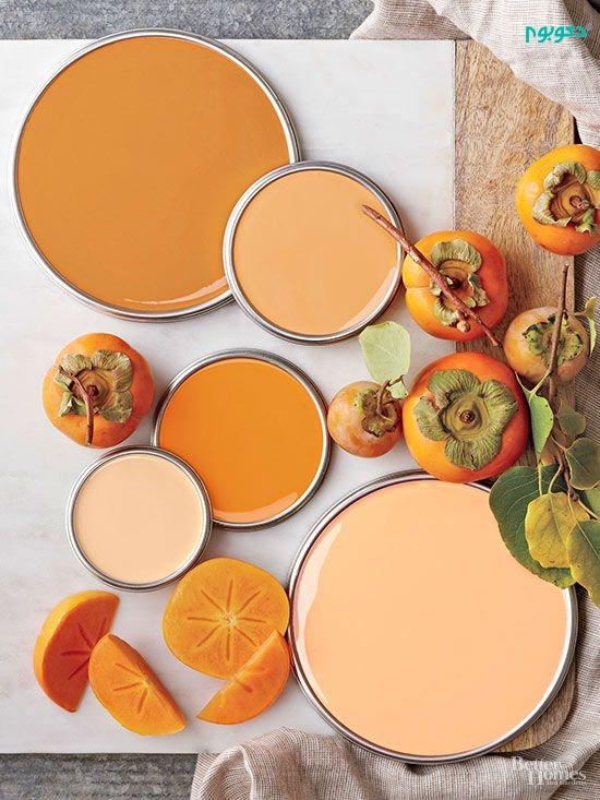 باید و نبایدهای فنگ شویی رنگ نارنجی در دکوراسیون داخلی!
