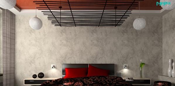 ترفندهایی برای طراحی سقف