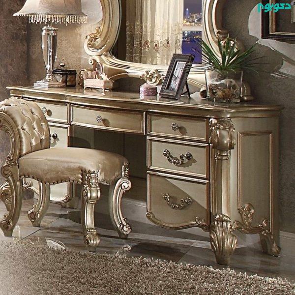 میز آرایش کلاسیک