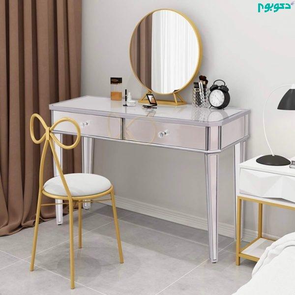 میز آرایش ساده