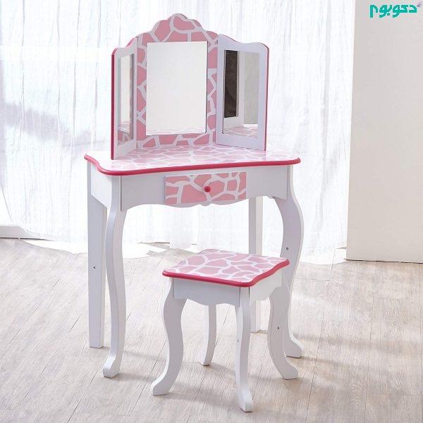 میز آرایش دخترانه